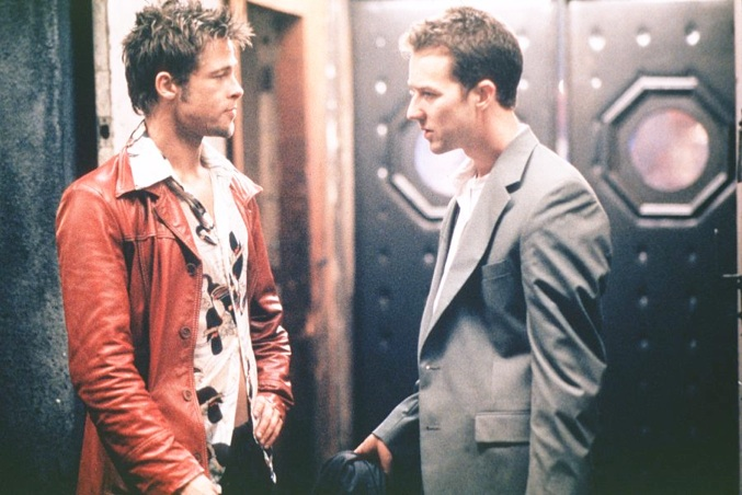 fight club mise en scene Fight club question - section  visually by a pan across his apartment with its mise-en-scene being reminiscent  scene of fight club shows a downfall in all of.